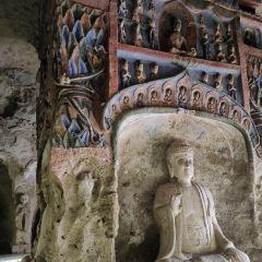 만불당석굴 여행 사진