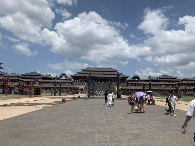 Qinwanggong Scenic Area