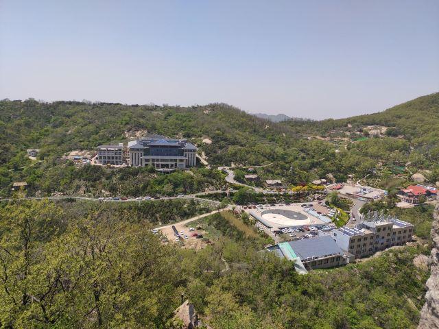 Daqingshan Tourist Site