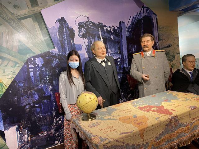 구랑위 유명인 밀랍 박물관