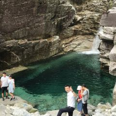 이강원대협곡 여행 사진