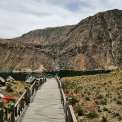 Longyangxia Ecological Tourist Resort 여행 사진