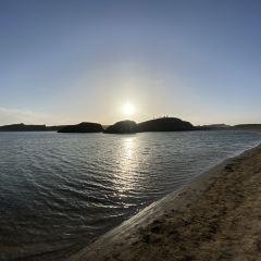 우수터 수상야단 지질공원 여행 사진
