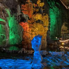 The Lingshan Cave Scenic Zone User Photo