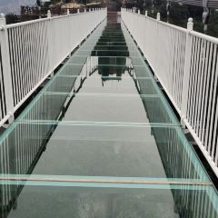 Shidu Shiyan Glass Skywalk User Photo