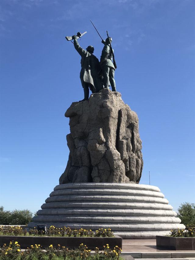 世界反法西斯戰爭海拉爾紀念園