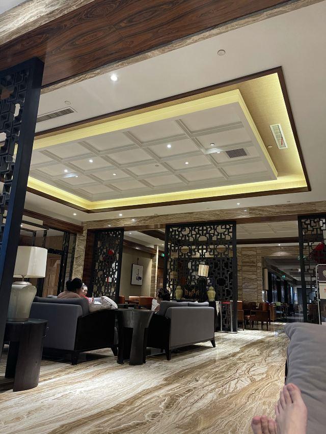 링아오 온천 국제 호텔