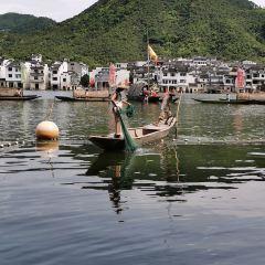 신안강 산수이화랑 여행 사진