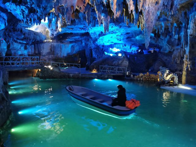 Lingqi Wonderland Cave