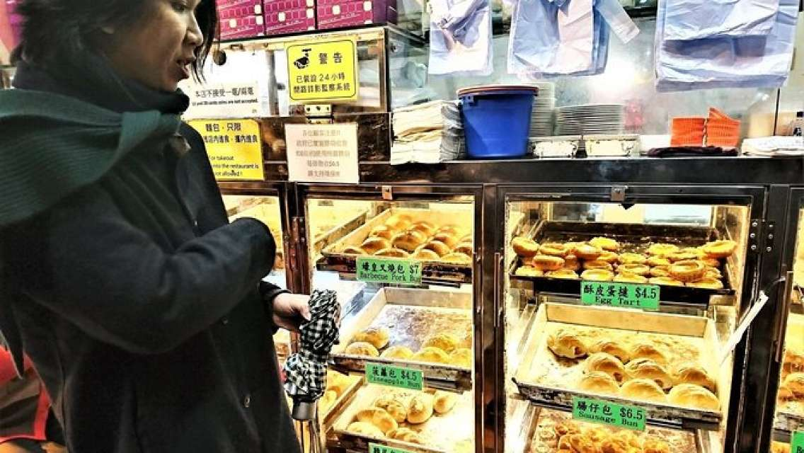 Private Hong Kong: Kowloon Night Street Food Tour