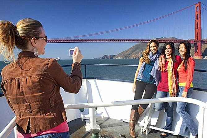 San Francisco Grand City Tour Including Free Walking Tour