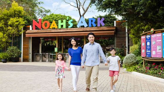 Noah's Ark Hong Kong Ticket (Hong Kong Resident Up to 40% Off)
