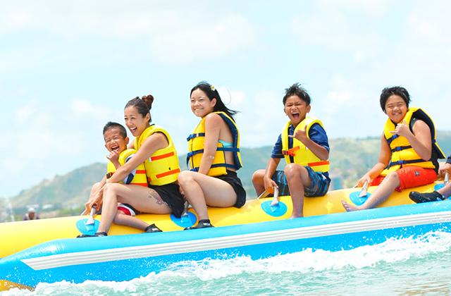 괌 온워드 워터파크 & 마린 액티비티 패키지