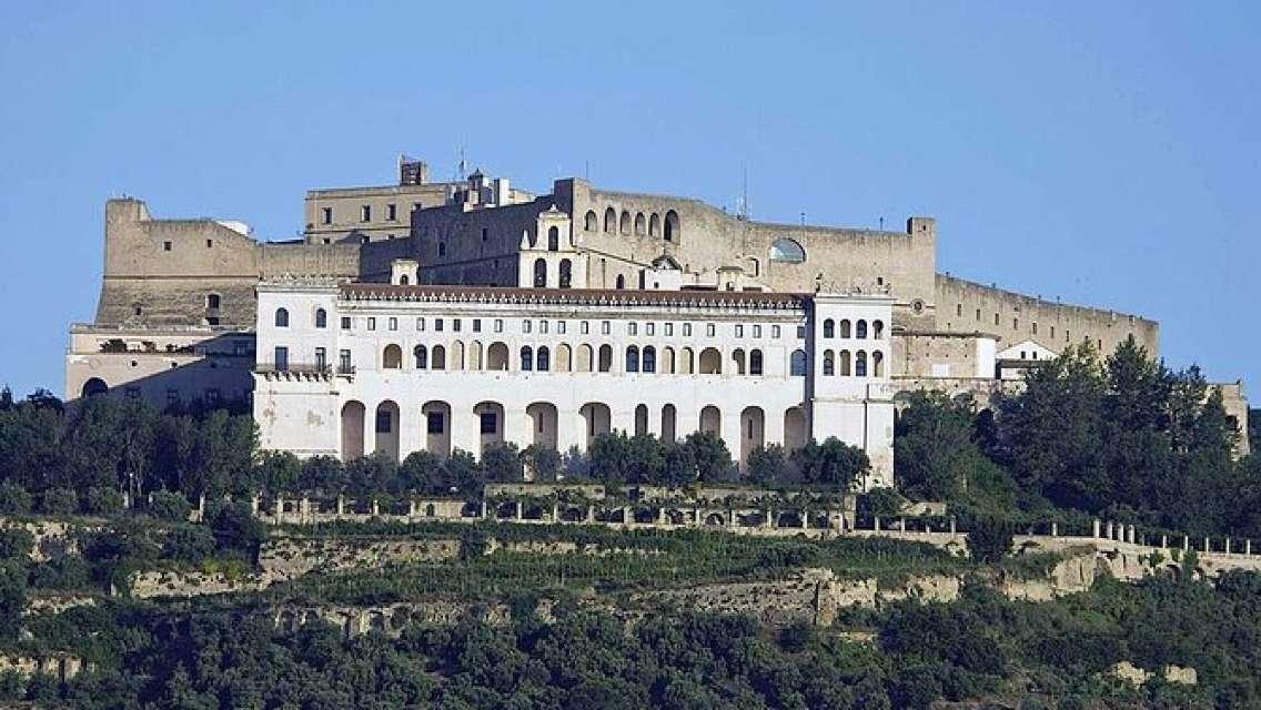Skip the Line: Saint Elmo's Castle Entry Ticket