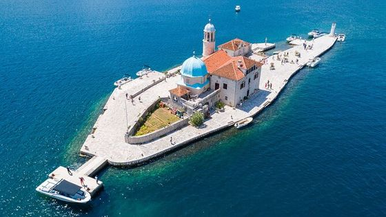 Tour Kotor - Perast Old Town - Island Our Lady of the Rocks - Every 2 hours