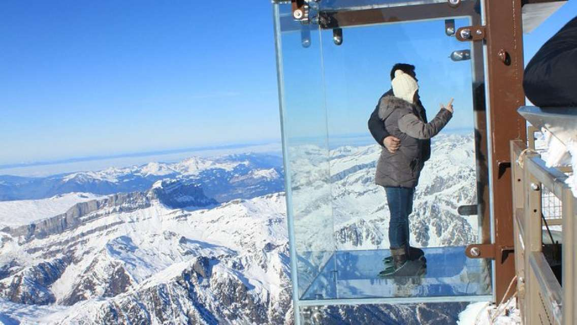 Chamonix and Mont Blanc Day Trip from Geneva