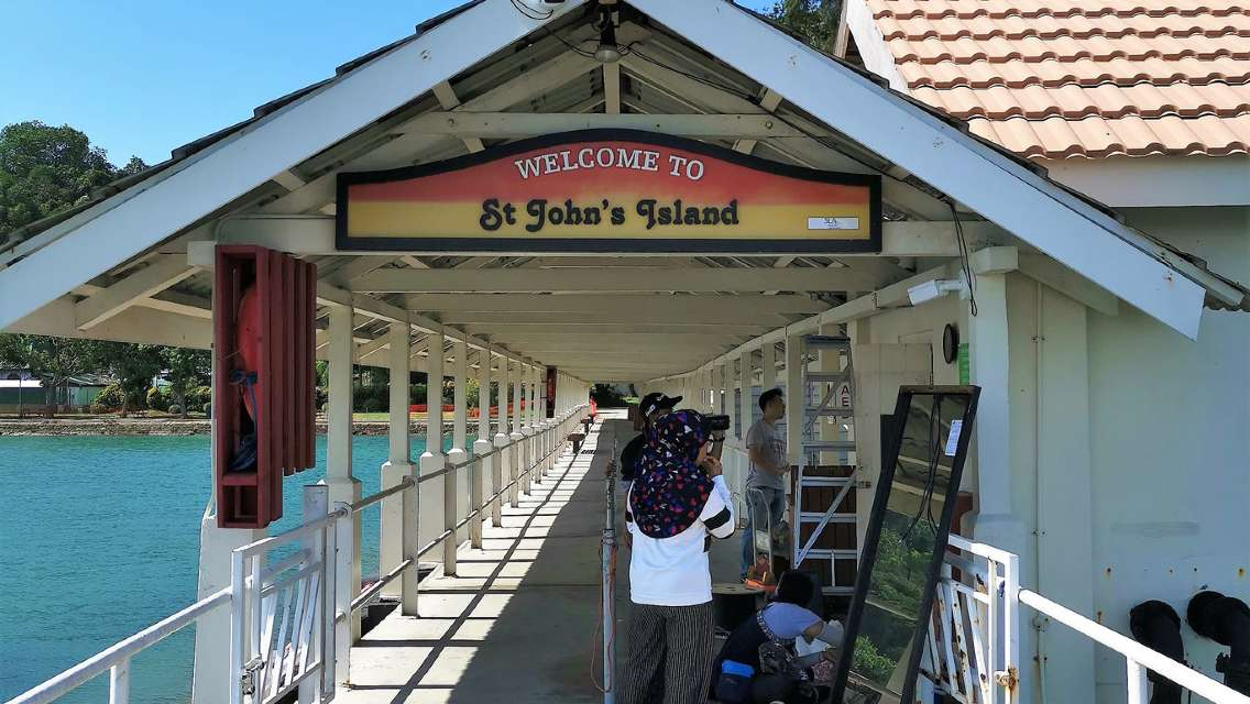 Singapore Southern Islands Cruise