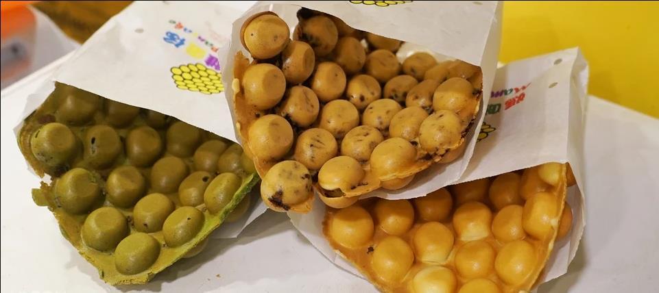 香港媽咪雞蛋仔 HKD25 現金券(多店可選)