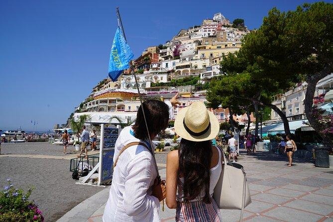 Private Tour of the Amalfi Coast: Positano, Amalfi and Ravello