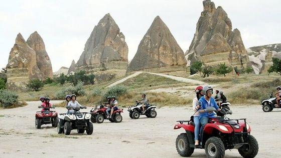 Cappadocia Quad Safari Adventure