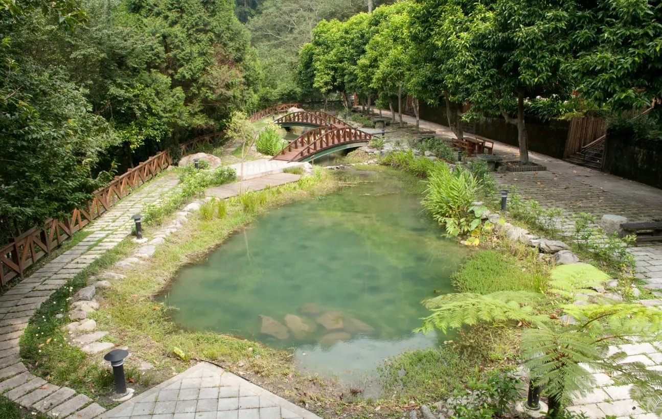Taichung Basianshan Forest Recreation Area Ticket