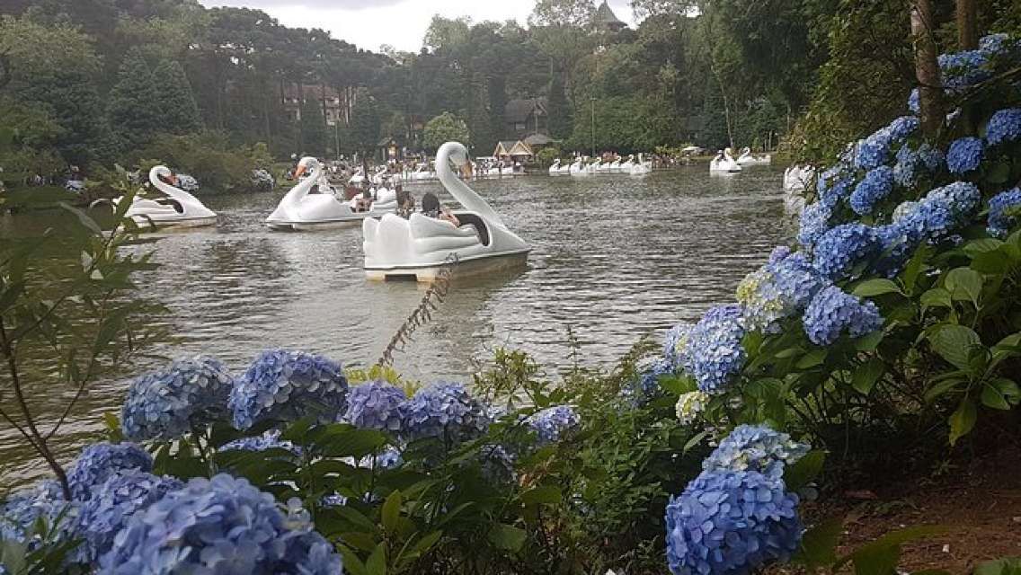 Private City Tour Gramado and Canela - Departing from POA - By Mercosul Transporte