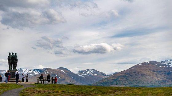 Loch Ness Glencoe and The Highlands from Edinburgh