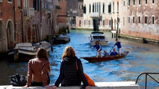 Art & Food Venice Walking Tour with Traditional Tastings and Gondola Ride