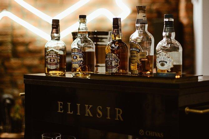 Premium Whisky Tasting and Food Pairing in Gdańsk