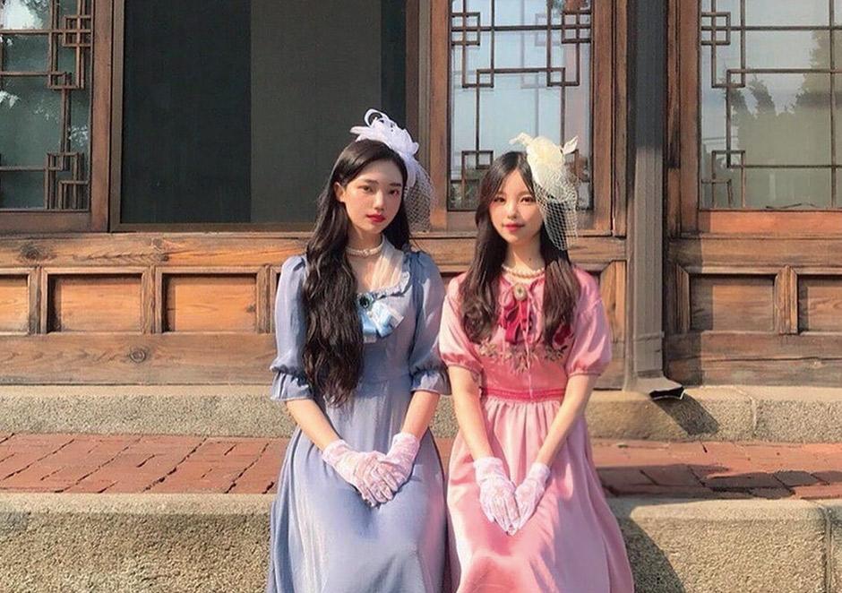 韓國仁川1990年代開化時期復古服裝租借體驗