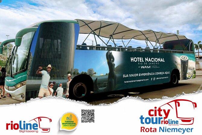 Rio Line Panoramic City Tour - Niemeyer Route