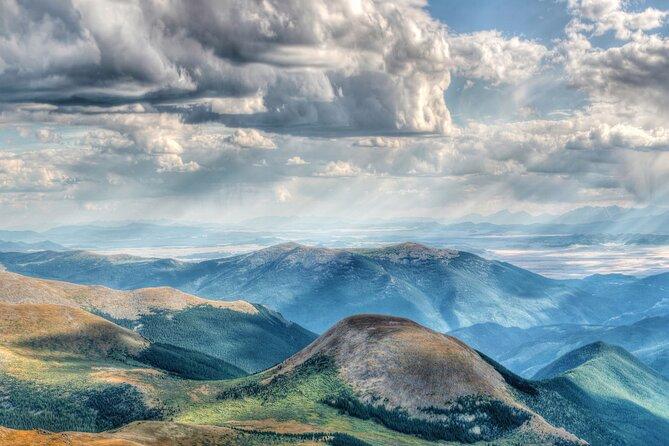 Scenic Mount Evans Tour from Denver