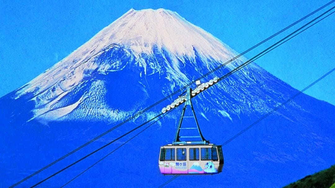 Mt. Fuji & Hakone Day Trip from Tokyo: 5th Station, Pirate Cruise & Ropeway