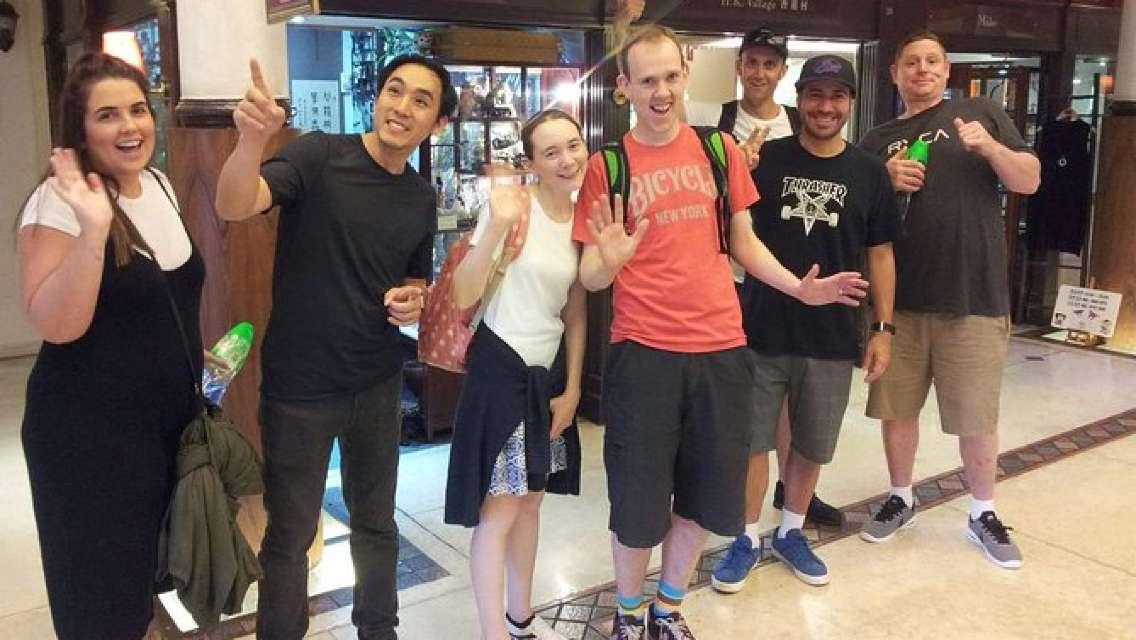 Hong Kong City Tour