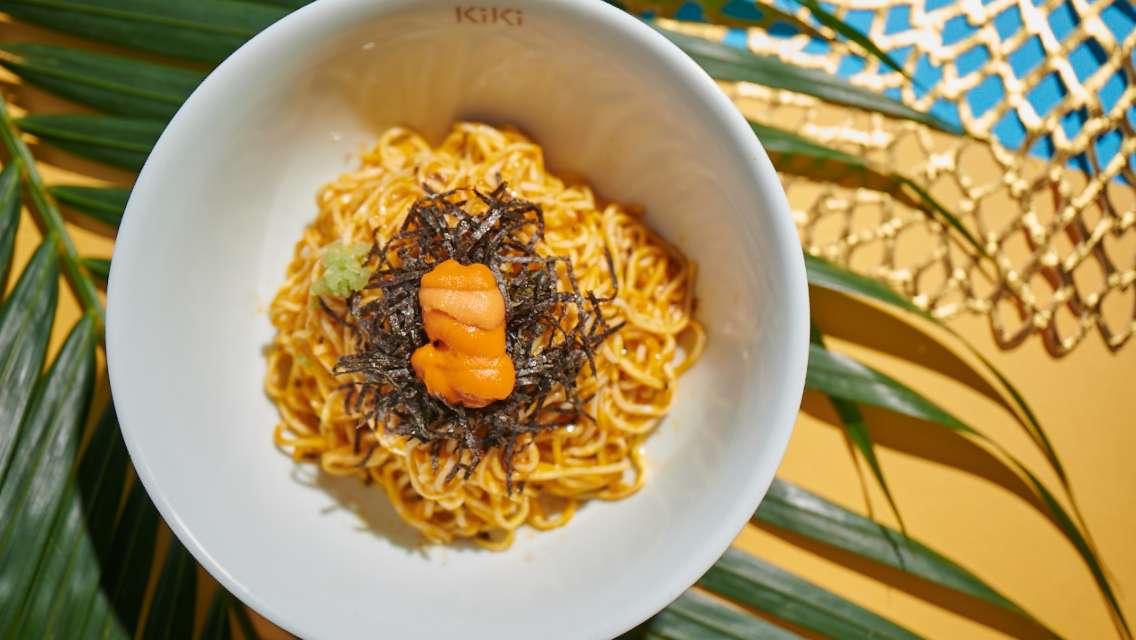 K11 MUSEA KiKi 麵套餐 (8折優惠)
