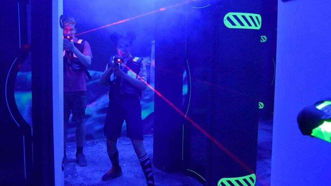 Laser Tag Mont-Tremblant