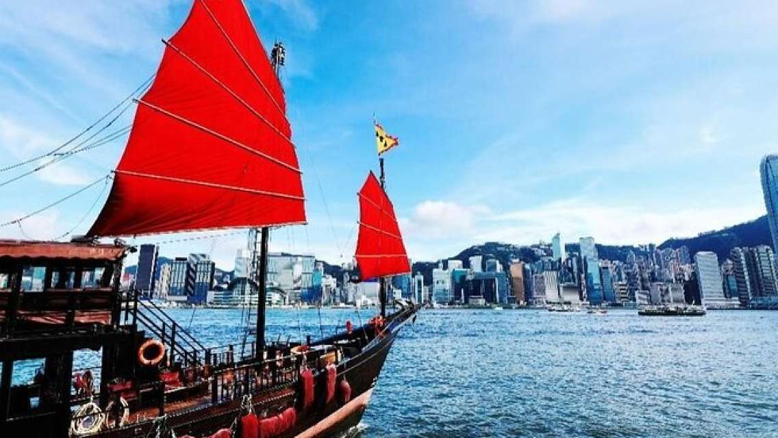 Private Half-Day Walking Tour in Hong Kong