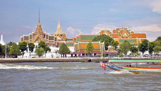 Explore Bangkok's Waterways