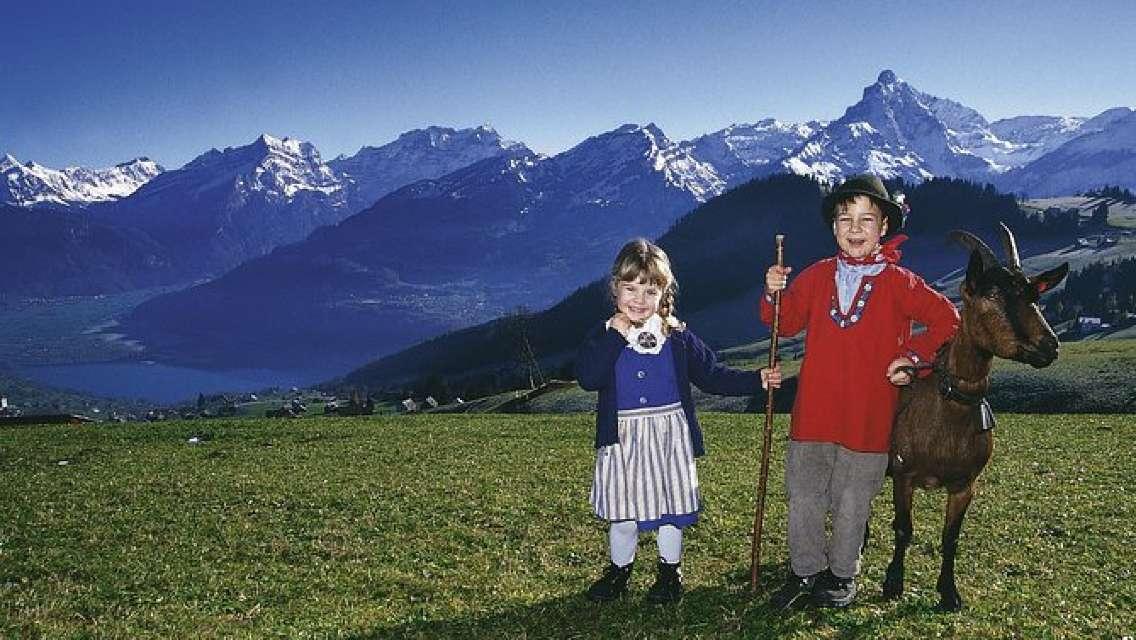 Heidiland and Liechtenstein Tour from Zurich: Two Countries in One Day