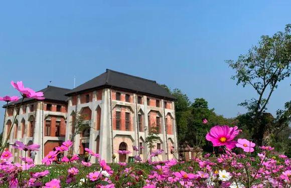 台南山上花園水道博物館門票