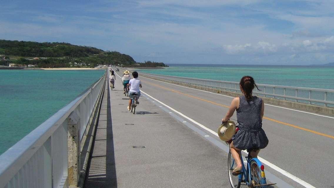 屋我地島サイクリングツアー