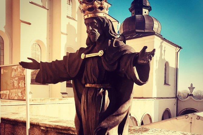 Czestochowa - Black Madonna Monastery Private Transport from Krakow