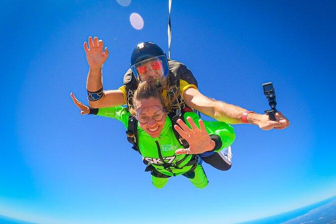 Algarve (Lagos) Tandem Skydive 10.000ft — 3500m