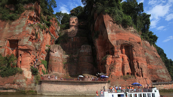 Private Day Tour to Leshan Giant Buddha from Chengdu