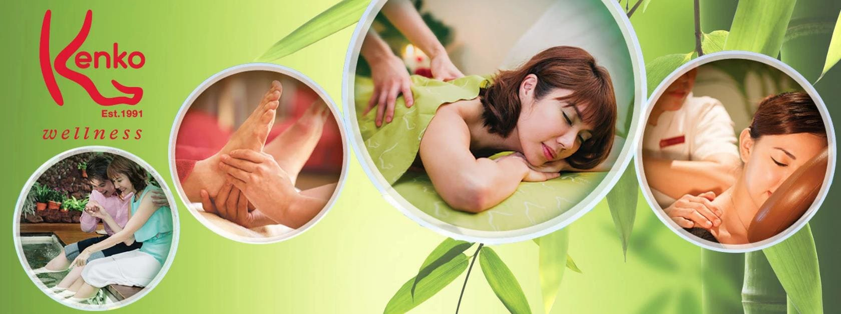 Kenko Wellness Reflexology Massage in Singapore