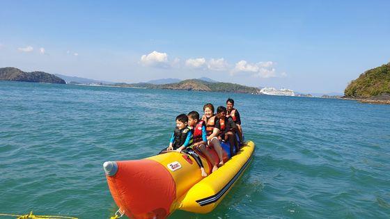 Jetski Ride in Cenang Beach