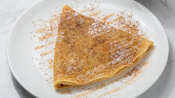 K11 Art Mall Café Crêpe法式薄餅早餐套餐 (6折起)