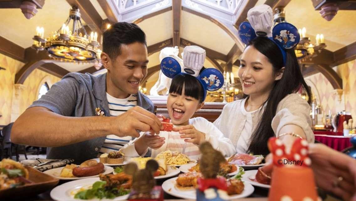 香港迪士尼樂園「奇妙同慶」團票優惠三人/四人同行套票(低至68折|須於到訪前7日內網上預約到訪日期)