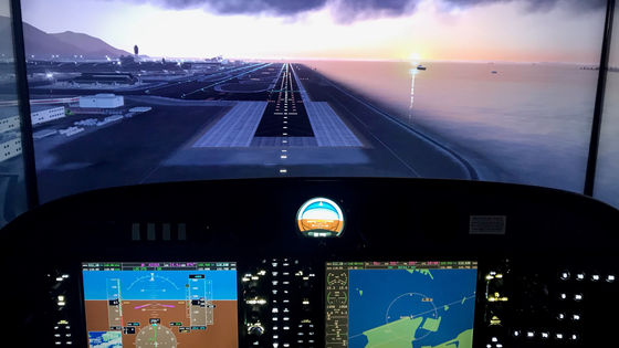 Wings Flight Academy 15分鐘模擬飛行駕駛體驗 - 多款機型可選 (88折起)