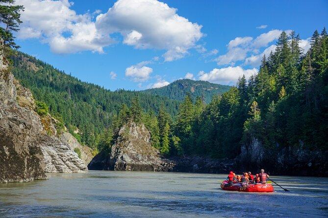 Fraser River Scenic Rafting Trip